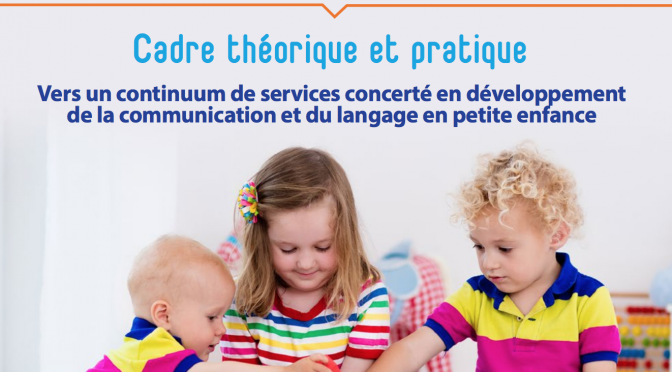 Le concept d'orthophonie communautaire / Community speech-language pathology