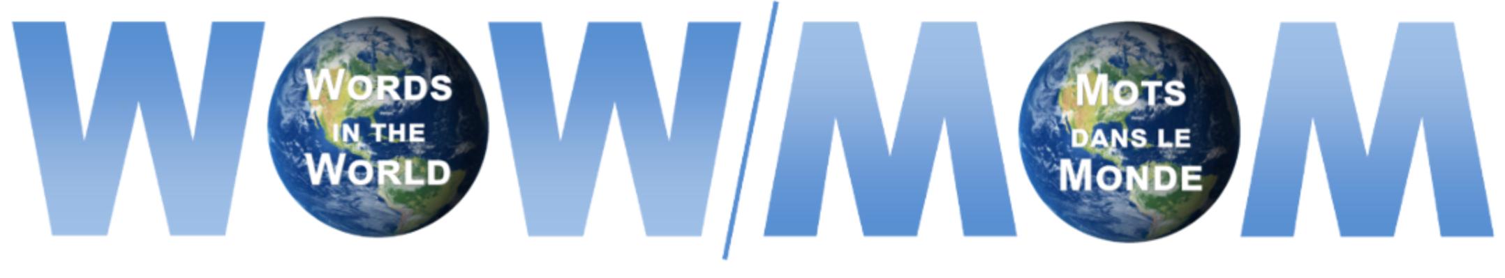 Présentation orale à MOM / Oral presentation at WOW